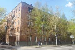 Большая Очаковская улица, 16