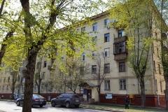 Большая Очаковская улица, 22