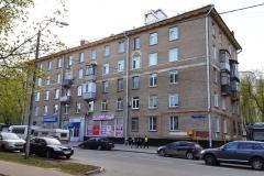 Большая Очаковская улица, 36