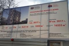 Дом на Аминьевском шоссе - Паспорт объекта