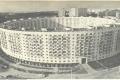 Матвеевское. Круглый дом на Нежинской - 1972-1975 год