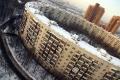 Нежинская ул. 13 - Круглый дом. Зима
