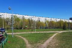Матвеевская улица, 1