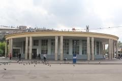 Метро Университет - Северный наземный вестибюль