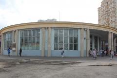 Метро Универстиет - Южный наземный вестибюль