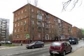 Большая Очаковская дом 29 вид с улицы
