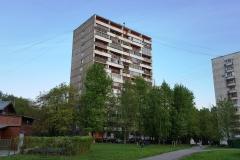 улица Елены Колесовой, 4к1