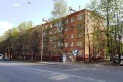 улица Пржевальского, 10