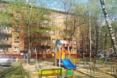 1-й Очаковский переулок, 4