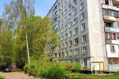 Фото дома по адресу Матвеевская улица 1