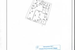 Поэтажный план помещения II, цоколь, Нежинская ул. 13