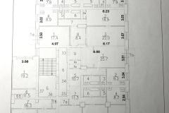 Планировки:Большая Очаковская улица, 11
