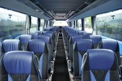 Сити-шатл Матвеевское салон для пассажиров 2