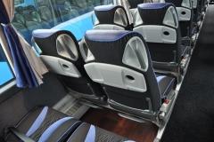 Сити-шатл Матвеевское салон для пассажиров 3