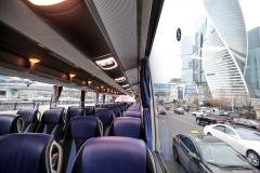 Сити-шатл Матвеевское салон для пассажиров