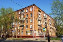 Большая Очаковская улица, 33