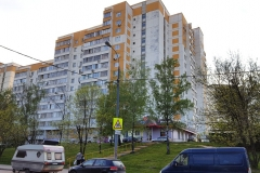 Большая Очаковская улица, 40