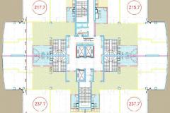 Планировки квартир ЖК Кутузовская ривьера 03