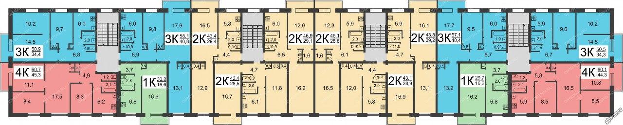 Серия дома 1-447 очаково-матвеевское: недвижимость.