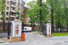 КПП - ЖК «Волынская усадьба»