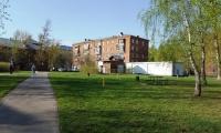 Стартовая площадка за Очаковскими банями