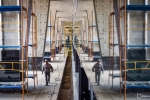 Строительство метро Мичуринский проспект