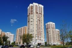 улица Лобачевского, 41