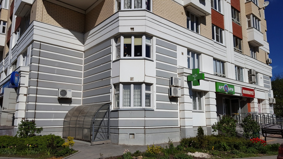 Серия дома д-25н1 (домкон-1) очаково-матвеевское: недвижимос.