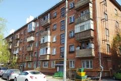 улица Наташи Ковшовой, 1