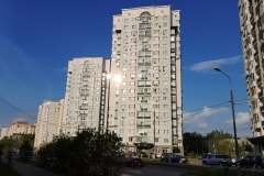 улица Наташи Ковшовой, 25
