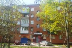 улица Наташи Ковшовой, 3