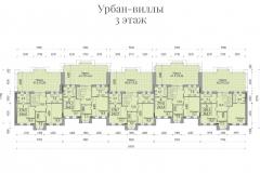 Планировки ЖК Spires - Урбан-виллы