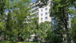 Матвеевская ул. 28к1 - фото дома