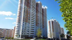 Большая Очаковская улица, 1