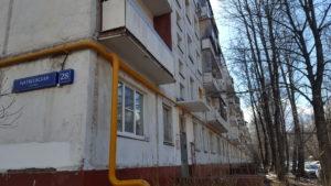 Матвеевская улица, 28