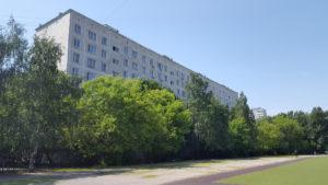 Матвеевская ул. 28к1