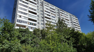 Нежинская ул. 19к1 - фото дома