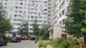 улица Наташи Ковшовой, 29